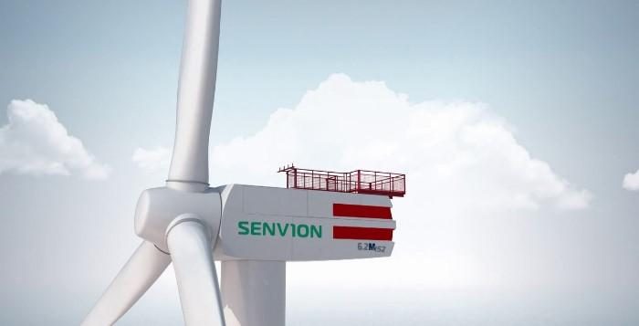 Senvion 6M Series